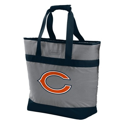 NFL Chicago Bears Rawlings 30-Can Soft Sided Cooler Tote