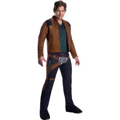 Men's Star Wars Han Solo Halloween Costume