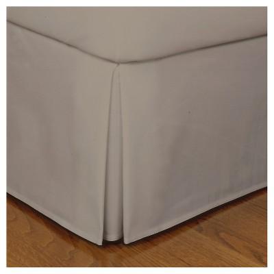 "Tailored Microfiber 14"" Bedskirt"