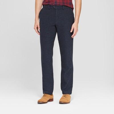 Men's Solid Slim Fit Lightweight Trouser - Goodfellow & Co™