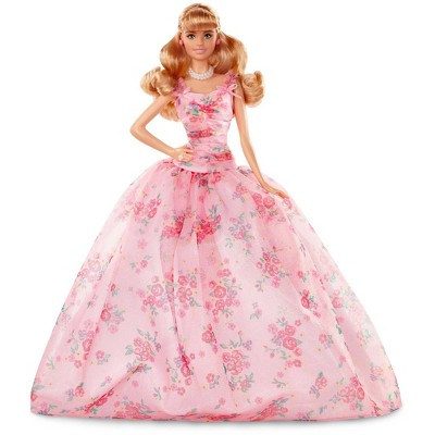 barbie collector birthday wishes