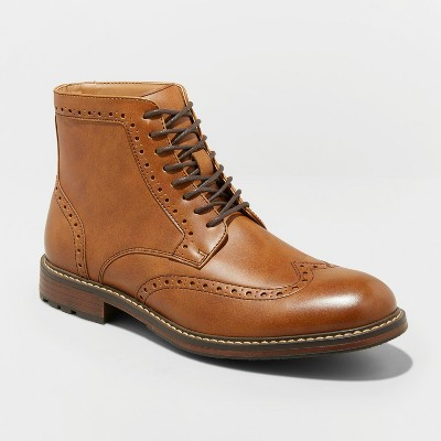 Men's Jeremy Fashion Boots - Goodfellow & Co™ Tan