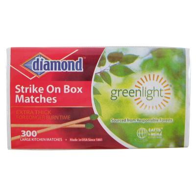 kitchen matches stainless cart diamond strike on box 300ct target