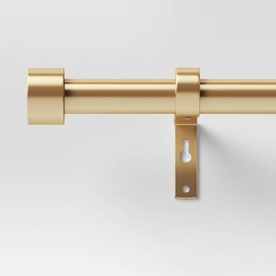 36 66 dauntless curtain rod brass project 62
