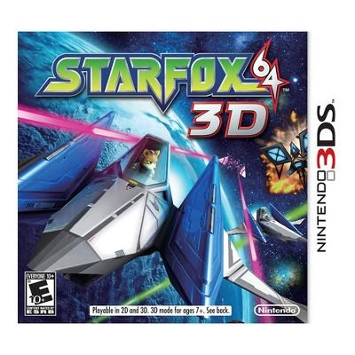 StarFox 64 3D - Nintendo 3DS (Digital)