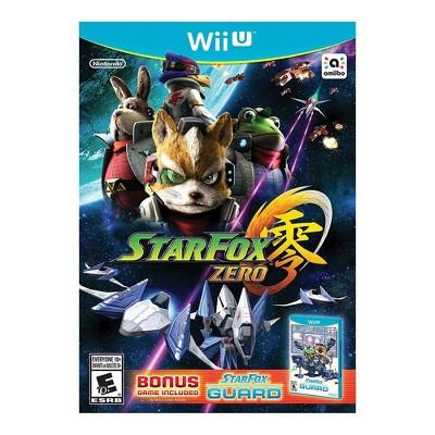StarFox Zero with Star Fox Guard - Nintendo Wii U (Digital)