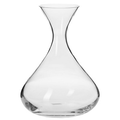 Krosno® Handmade Glass Logan Wine Decanter 50oz