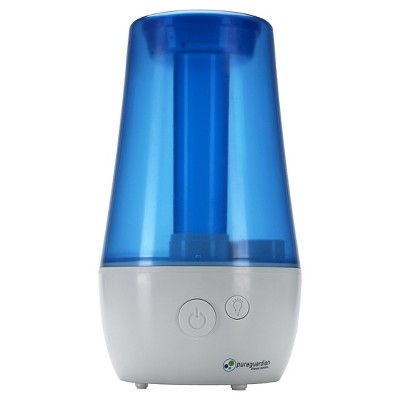 PureGuardian® H965AR 70-Hour Ultrasonic Cool Mist Humidifier with Aromatherapy, Table Top, 1-Gallon