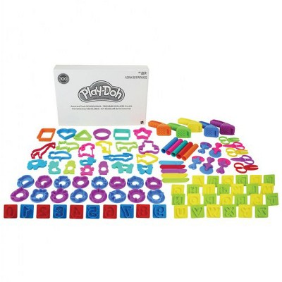 Play-Doh Tools School Pack 100-Piece Set
