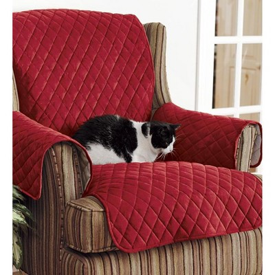 Polyester Pet Sofa Protective Cover - Plow & Hearth
