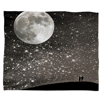 Love Under The Stars Throw Blanket - Deny Designs®