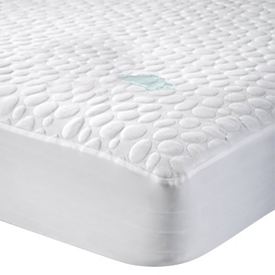 TENCEL® Pebbletex Mattress Protector Christopher Knight Home