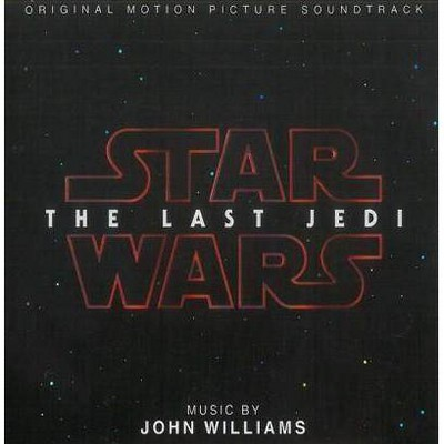 John Williams - Star Wars: The Last Jedi (Osc) (CD)