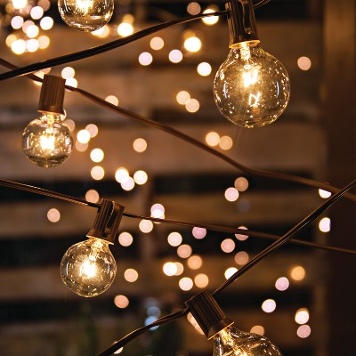 20ct led patio string