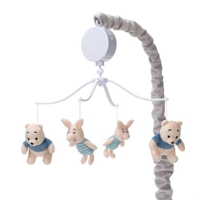 Lambs & Ivy Disney Baby Musical Baby Crib Mobile - Forever Pooh