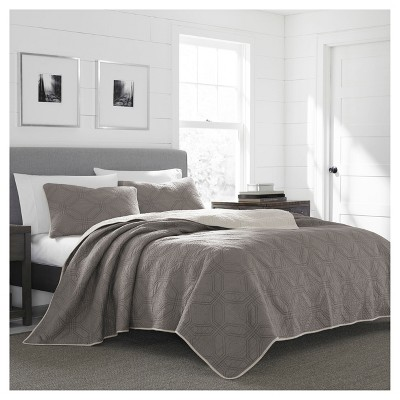 Gray Axis Quilt Set - Eddie Bauer®