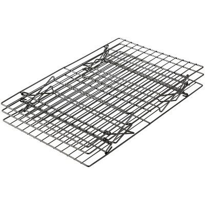 wilton ultra bake professional 3 tier stackable cooling racks