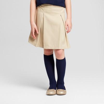 Girls' Pleated Uniform Scooter - Cat & Jack™