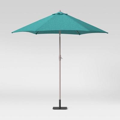 patio umbrella turquoise target