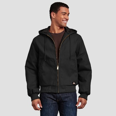 Dickies Men's Big & Tall Long Sleeve Duck Jackets