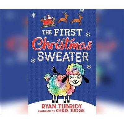 The First Christmas Sweater -  by Ryan Tubridy (CD)