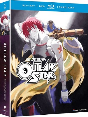 Outlaw Star:Complete Series (Bd/Dvd C (Blu-ray)
