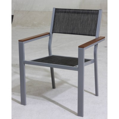 bryant sling stacking patio dining chair project 62