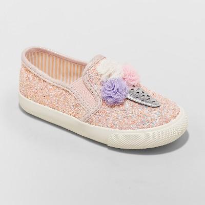 Toddler Girls' Freesia Ice Cream Sneakers - Cat & Jack™ Pink