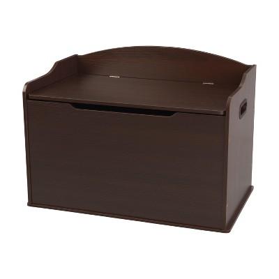 Kidkraft Austin Toy Box Espresso Target