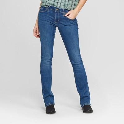 Women's Mid-Rise BootCut Jeans - Universal Thread™ Medium Wash