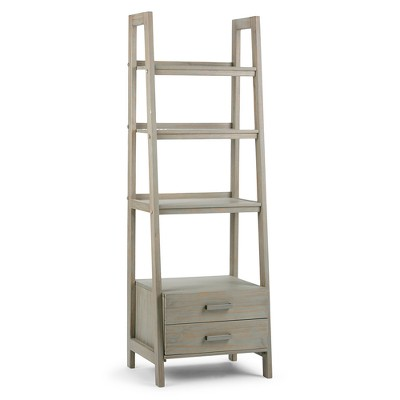 hawkins solid wood ladder
