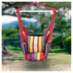 Hammock Chair Swings Stool Fantastic Furniture Sorbus Hanging Rope Swing Seat For Any Indoor Or Outdoor Spaces Target