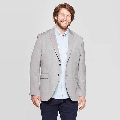 Men's Big & Tall Standard Fit Suit Jacket - Goodfellow & Co™