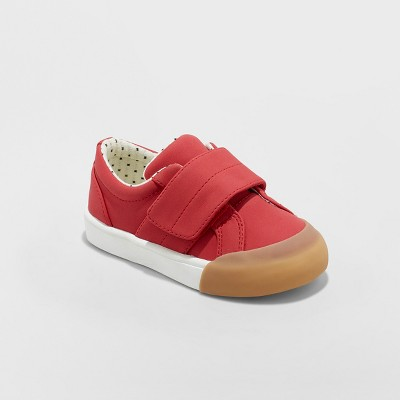 Toddler Boys' Lorenzo Sneakers - Cat & Jack™ Red