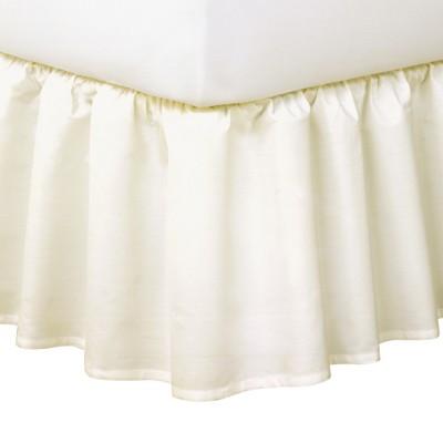 """Ruffled 14"""" Bed Skirt"""
