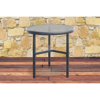 viceroy side table apollo outdoor