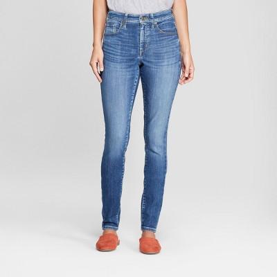 Women's Highest-Rise Skinny Jeans Universal Thread™ Dark Wash