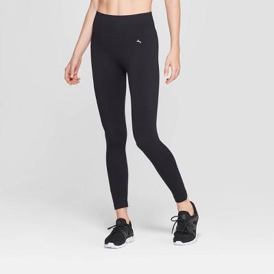 Women's High-Waisted 3/4 Length Seamless Leggings - JoyLab™