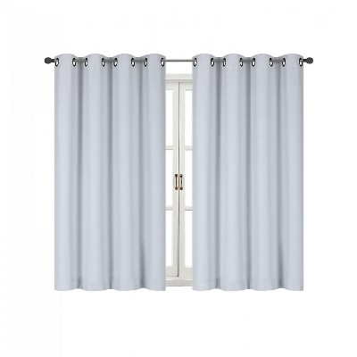 wide blackout curtains target