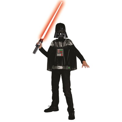 Kids' Star Wars Darth Vader Halloween Costume L