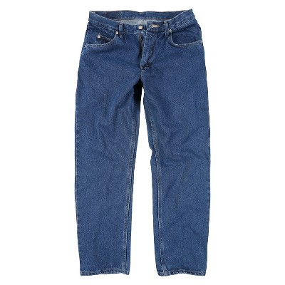 Wrangler Men's Big & Tall Tall Regular Fit Jeans
