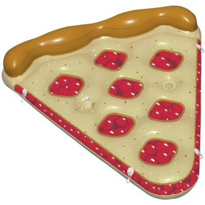 Swimline Swimming Pool Inflatable Cherry Pie Slice Float Raft Fun Toy | 90646