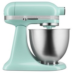 Kitchen Mixer Backsplash For Ideas Kitchenaid Artisan Mini 3 5qt Tilt Head Stand Ksm3311xbf Target