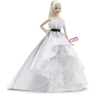 barbie collector 60th anniversary