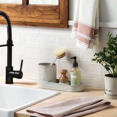 kitchen sink caddy organizer target