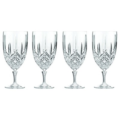 Marquis by Waterford Markham Crystal Goblets 17oz - Set of 4