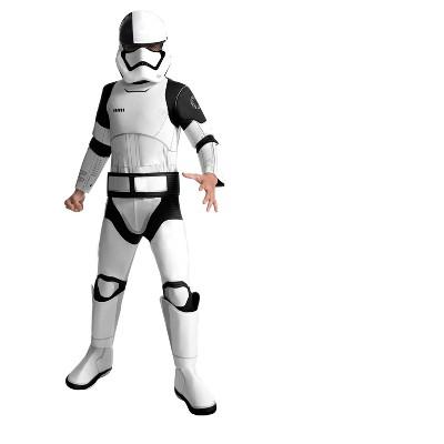Kids' Star Wars Episode VIII - The Last Jedi Deluxe Executioner Trooper Costume