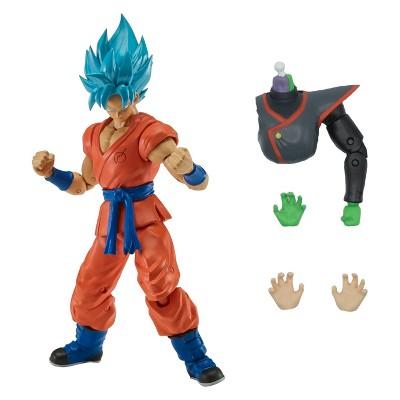 Dragon Ball Z Super Saiyan Son Goku Action Figure Target