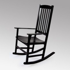 Target White Rocking Chair David Rowland Metal Alston Wood Porch Cambridge Casual