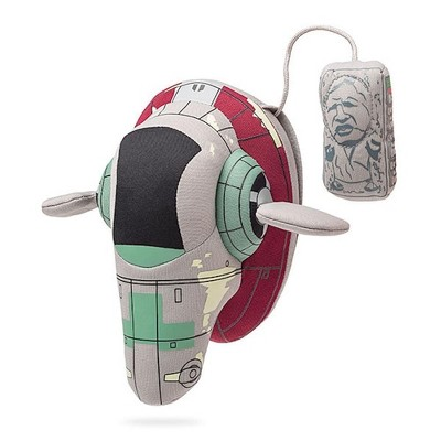 Star Wars Slave 1 Ship with Han Solo Plush